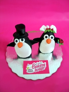 TLBH pingüinos boda