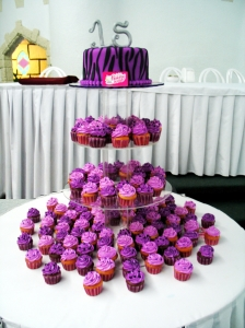 TLBH XV años y cupcakes